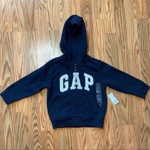 Gap Baby Hoodie Jacket Size 2T NWT